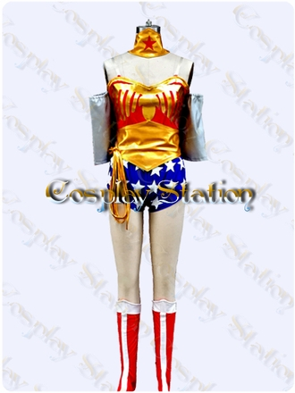 Wonder Woman Custom Made Cosplay Costume: High Quality!