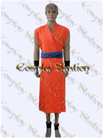 Yajirobe Custom Made Cosplay Costume: High Quality!