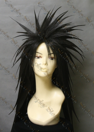 Yu Yu Hakusho Demon Yusuke Custom Made Cosplay Wig