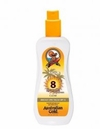 Australian Gold SPF 8 Spray Gel