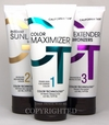 California Tan 3 Step Sunless Tanning Kit (3 Full Size Products)