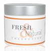 Fresh & Natural Super Fruit Whipped Body Souffle (Sweet Persimmon & Berry, 4.0 Oz.)