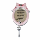 Baby Blessing Wall Hook for Girl