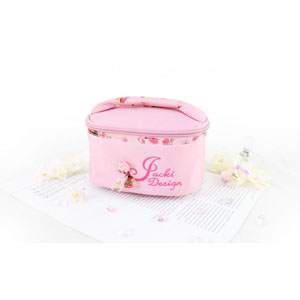 Bella Rosa Beauty Bag Pink