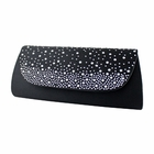 Glittering Evening Purse Collection Black