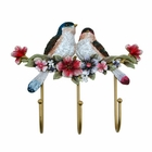 Love Birds Wall Hook Bejeweled