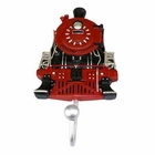 Red Train Engine Wall Hook