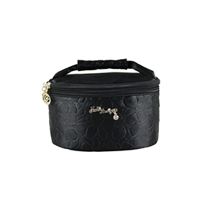 Retro Chic Train Case Black