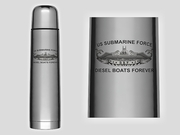 Diesel Boats Forever Thermos