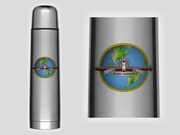 Deterrence Thermos