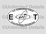 ET Rating Decal