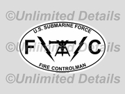 FC Rating Decal