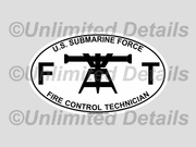 FT Rating Decal