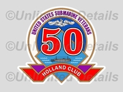 Holland Club Decal