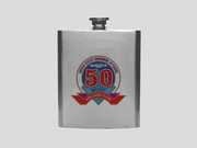 Holland Club Flask
