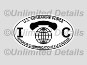 IC Rating Decal