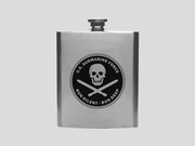 Jolly Roger Flask
