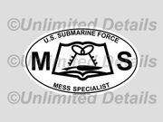 MS Rating Decal