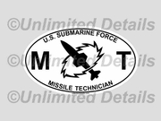MT Rating Decal
