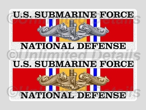 National Defense Decal