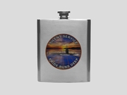 Pride Runs Deep Flask