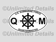 QM Rating Decal