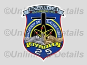 Rickover Club Decal