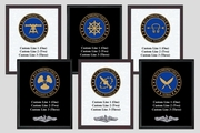 Service Rating Plaques
