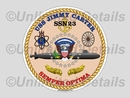 SSN-23 Decal