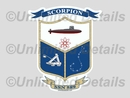SSN-589 Decal