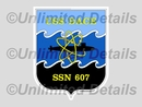 SSN-607 Decal