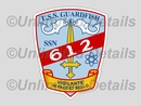 SSN-612 Decal