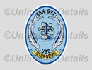SSN-637 Decal