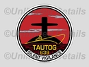 SSN-639 Decal