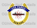 SSN-650 Decal