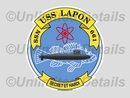 SSN-661 Decal