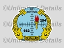 SSN-662 Decal