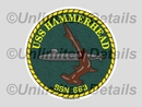 SSN-663 Decal