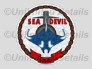 SSN-664 Decal