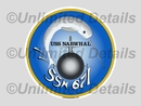 SSN-671 Decal