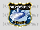 SSN-679 Decal