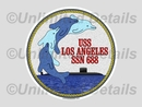 SSN-688 Decal
