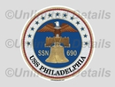 SSN-690 Decal