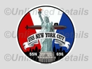 SSN-696 Decal