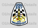 SSN-697 Decal
