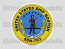 SSN-703 Decal