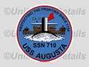 SSN-710 Decal