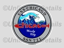 SSN-721 Decal