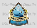 SSN-776 Decal