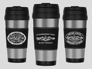 Stainless Submarine Travel Mugs